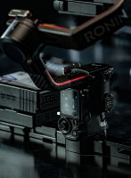 Хват двуручный Tilta Handle Power Supply Bracket для DJI RS 2